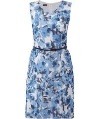 Gerry Weber Kleid mit floralem Muster und Taillengürtel