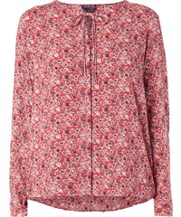 Tom Tailor Bluse aus Viskose mit floralem Muster