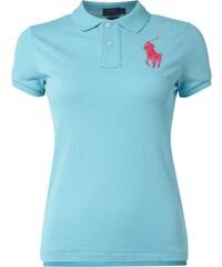 Polo Ralph Lauren Poloshirt mit Logo-Stickerei