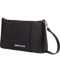 Armani Jeans Crossbody Bag mit Saffiano-Struktur