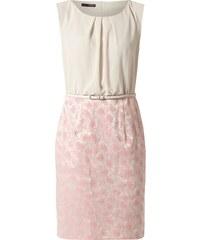 Apanage Kleid mit floralem Muster am Rockteil