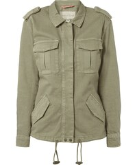 Tom Tailor Denim Fieldjacket aus reiner Baumwolle