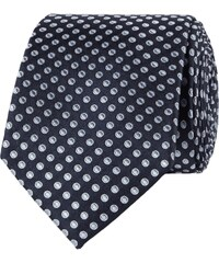 J.Ploenes Krawatte mit Punktemuster