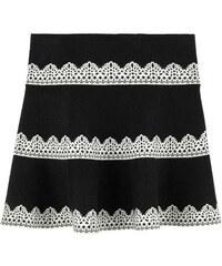 Derhy Kids Stretch knit skirt