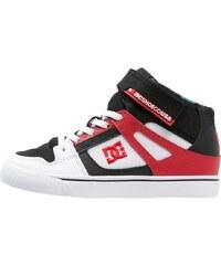 DC Shoes SPARTAN Skaterschuh white/black/red