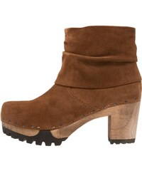 Softclox OLINA Plateaustiefelette bailey cognac