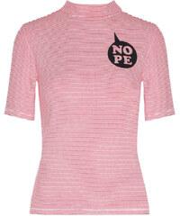 Tally Weijl Rot-weißes T-Shirt