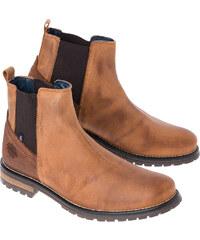 Gaastra Chelsea Boots Cardinal braun Herren
