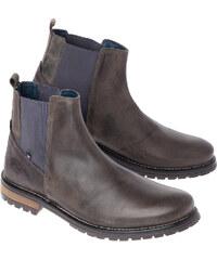 Gaastra Chelsea Boots Cardinal grau Herren