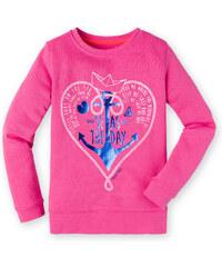 Gaastra Sweatshirt Swan Girls Filles rose