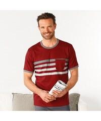Blancheporte Tee-shirt pyjama manches courtes imprimé