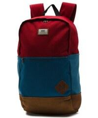 Batoh Vans VAN doren III backpack Red dahli ONE SIZE