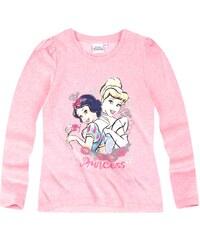 Disney Tinker Bell Langarmshirt rosa in Größe 92 für Mädchen aus 100% Baumwolle