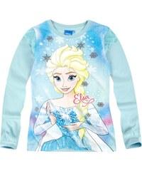 Disney Die Eiskönigin Nachthemd hellblau in Größe 104 für Mädchen aus 100% Polyester 100% Baumwolle