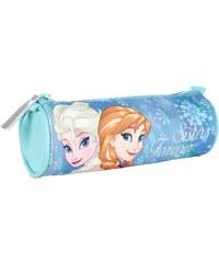 Disney Die Eiskönigin Federmäppchen hellblau in Größe UNI für Mädchen aus 100 % Polyester