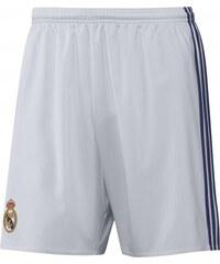 Dětské kraťasy adidas Real Madrid - domácí 152 BÍLÁ