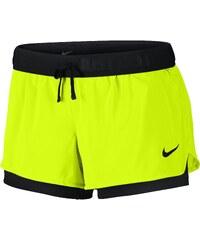 Nike FULL FLEX 2IN1 2.0 SHORT žlutá S
