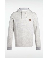 Sweat homme enfilable à capuche Blanc Polyester - Homme Taille L - Bonobo
