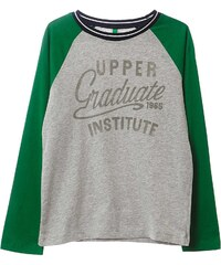 Benetton Sweat-shirt - vert