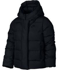 Nike Winterjacke - schwarz