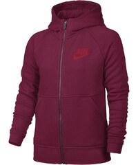 Nike Sweat à capuche - rouge
