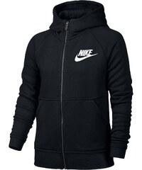 Nike G NSW MDRN HOODIE FZ GFX - Hoody - schwarz