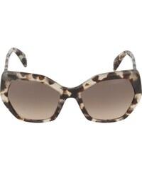 Prada Damensonnenbrille - weiß