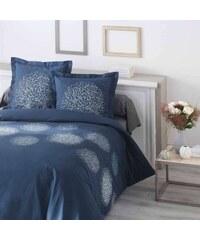 C Design Home Parure de lit - bleu
