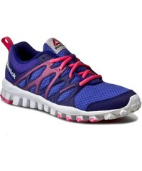 Boty Reebok - Realflex Train 4.0 AR1929 Purple/Pink/Wht
