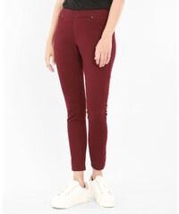 Skinny 7/8 rouge, Femme, Taille 34 -PIMKIE- MODE FEMME