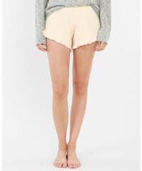 Short homewear volanté rose pâle, Femme, Taille L -PIMKIE- MODE FEMME
