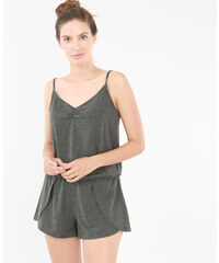 Pimkie Gestreifte Homewear Kombi-Shorts
