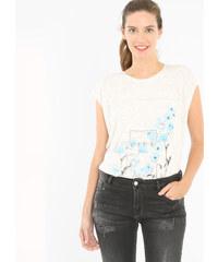 T-shirt imprimé gris, Femme, Taille L -PIMKIE- MODE FEMME