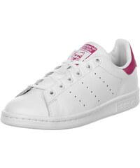 adidas Stan Smith J W Schuhe white/white/pink