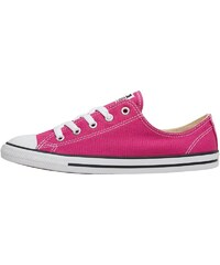 Converse Womens CT All Star Dainty OX Plastic Pink/Black/White