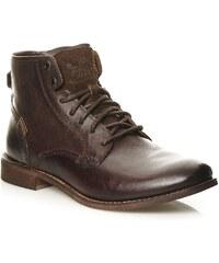 Levi's Boots en cuir - noir