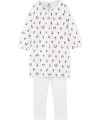 Petit Bateau Pyjama 2 pièces - blanc