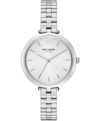 Kate Spade New York Montres, Classic Holland Watch Silver en argent