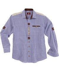 OS-TRACHTEN Trachtenhemd mit Ärmel zum Krempeln