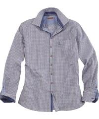 OS-TRACHTEN Trachtenhemd im Karo Design