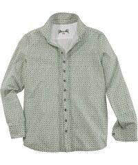 OS-TRACHTEN Trachtenhemd mit Retro Muster