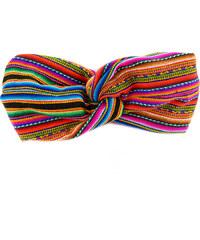 AMANTANIE Headband - Aymara Negro