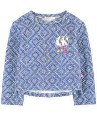 Billieblush Ethno-Sweatshirt mit Patch