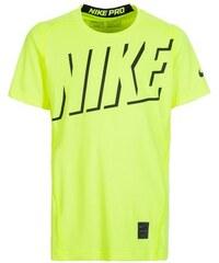 Nike Pro Hypercool Fitted Trainingsshirt Kinder gelb M - 137/147 cm,S - 128/137 cm,XL - 158/170 cm