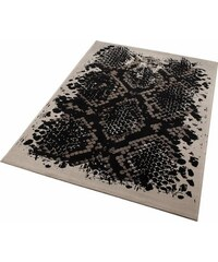 Teppich Wecon Home Phyton Animalprint WECON HOME braun 2 (B/L: 80x150 cm),3 (B/L: 120x170 cm),31 (B/L: 133x200 cm),4 (B/L: 160x225 cm)