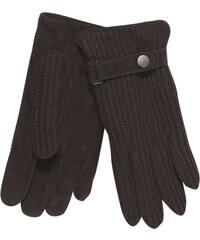 Baťa Pánské rukavice s pleteninou