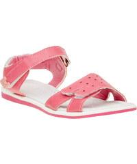 MINI B Dívčí sandály na suché zipy