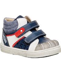 MINI B Kotníčkové boty na suché zipy