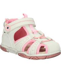 MINI B Dívčí sandály na suchý zip