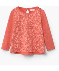 MANGO BABY T-Shirt En Coton Imprimé